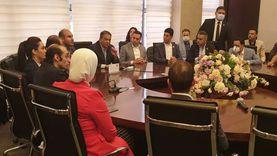 جولة تفقدية لـ«تنسيقية شباب الأحزاب والسياسيين» بالعاصمة الإدارية