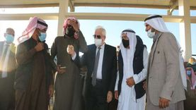 ختام مهرجان الهجن في الذكرى الأولى لافتتاح مضمار شرم الشيخ