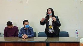 قومي المرأة ببورسعيد يدرب الرائدات على حملات مناهضة العنف