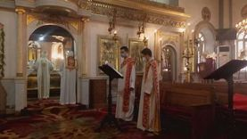 صور.. إقامة أول قداس في كنائس الشرقية بعد إعادة فتحها