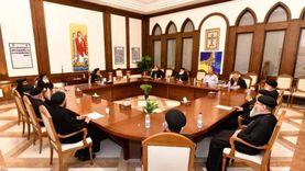 تواضروس يشكل مجلس إدارة لكنائس المقطم برئاسته
