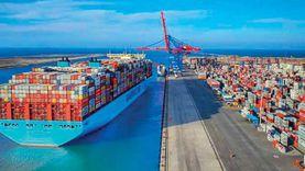 تداول 225 ألف طن بضائع استراتيجية بميناء الإسكندرية