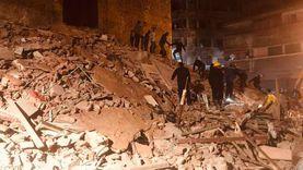 يوم السقوط.. انهيار 4 عقارات في يوم واحد ومصرع 7 أشخاص
