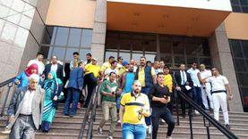 """""""الإداري"""" يرفض 139 دعوى تطالب بإدراج أسماء مرشحين وتعيد 5 للانتخابات"""