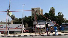 """اشتباكات بالبنادق بين عائلتين في الصعيد بقنا """"بسبب لافتة انتخابات"""""""