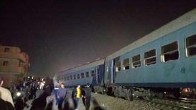 عاجل.. «السكة الحديد»: التحفظ على سائق قطار منيا القمح ومساعده