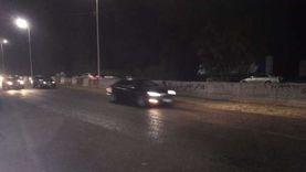 تساقط أمطار خفيفة على مناطق متفرقة من القاهرة