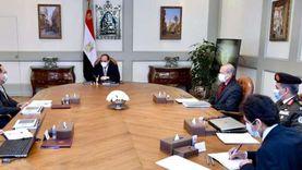 عاجل.. السيسي يجتمع برئيس الوزراء لمتابعة تنفيذ مشروعات الاتصالات