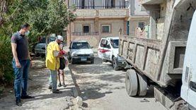 بعد نجاح التجربة.. خطة للجمع السكني للقمامة بحي ثالث الإسماعيلية