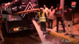 فيديو.. الإسكندرية تستعد لأمطار الشتاء بتجربة محاكاة و117 مليون جنيه