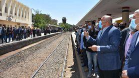 «السكة الحديد» تطرح تذاكر قطارات عيد الفطر 27 أبريل الجاري