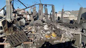 إصابة 15 شخصا في انفجار بغزة.. والاحتلال يقمع فعاليات جنوب الخليل