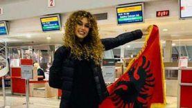 """وصول ملكة جمال موريشيوس للمشاركة في مسابقة """"ميس ايكو"""" بالغردقة"""