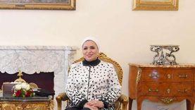 السيدة انتصار السيسي عن المولد النبوي: علينا الالتزام بأخلاق الرسول