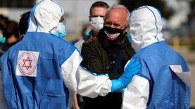 إسرائيل تسجل 5299 إصابة جديدة بفيروس كورونا