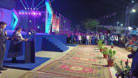 وزيرة الثقافة: مهرجان الإسماعيلية يحمل رسالة محبة عمادها الفن