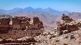 سانت كاترين اختارها «عباس» لتشييد قصره لعلاجه من الربو ومات قبل بنائه