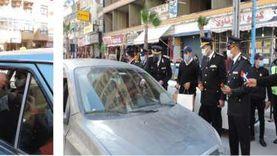 الشرطة تواصل الاحتفال مع المواطنين بعيدها الـ69