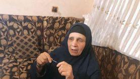 الابن المتهم بضرب أمه في كفر الشيخ بعد إخلاء سبيله: «حقي عند ربنا»