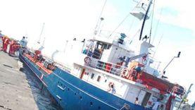 احتجاز مركبي صيد في السعودية وإريتريا على متنهما 78 صيادا من الدقهلية