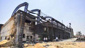 شهود يروون كواليس ملحمة الـ6 ساعات للسيطرة على حريق مصر الإسماعيلية