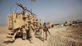 الجيش العراقي يؤكد مقتل ضابطين في غارة تركية
