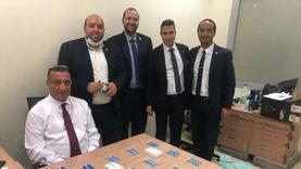 جمارك مطار القاهرة الدولي تحبط تهريب 210 أقراص مخدرة