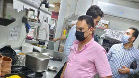 إعدام 1.4 طن أغذية فاسدة خلال أيام عيد الأضحى في الدقهلية