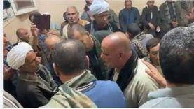 إنهاء الخصومة بين عائلتي السلمانية والعيسة في أسيوط بحضور مدير الأمن