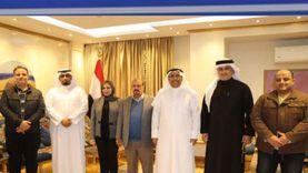 العسومي يؤكد لـ«البركاني» دعم «البرلمان العربي» لحكومة اليمن الشرعية