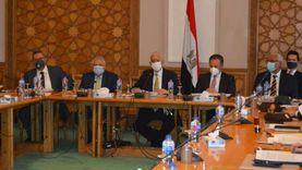 اجتماع اللجنة الدائمة لمتابعة العلاقات المصرية الأفريقية