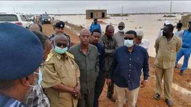 """الداخلية السودانية تعلن حصيلة """"ثقيلة"""" للفيضانات: تدمير 3500 منزل"""