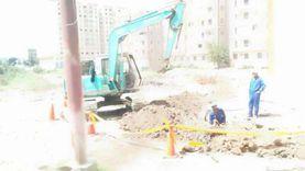 """""""نور الدين"""" يوجه بسرعة توصيل الغاز للإسكان الاجتماعي بكفر الشيخ"""