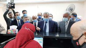 وزير التموين بالسويس: الحكومة وقعت أكبر عقد لميكنة تداول القمح