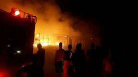 """""""سكاي نيوز"""": انفجار لبنان وقع داخل مرفأ بيروت"""
