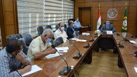 لجنة بالدقهلية لمراجعة الأماكن الخطرة للوقاية من الحريق والانفجار