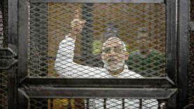 حجز طعن بديع والشاطر والبلتاجي في «التخابر مع حماس» للحكم في 27 يوليو