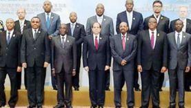 """مصر تقود أفريقيا في 5 سنوات ريادة.. """"آخرها رئاسة مجلس السلم والأمن"""""""