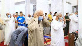 وسط تواجد أمني.. آلاف المواطنين بالإسماعيلية يؤدون صلاة العيد «صور»