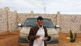 """مصرع شاب في حادث انقلاب سيارة بطريق """"سيوة - بهى الدين"""""""
