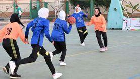 «رياضة كفر الشيخ» تشارك في دوري منتخبات البنات لكرة السلة للصم