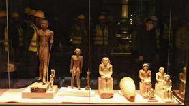 بعد كهنة آمون.. متحف العاصمة الإدارية يستقبل قطع أثرية نادرة