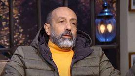 أحمد صيام: لا أكابر عند الخطأ وأتعلم من أولادي والممثلين الشباب