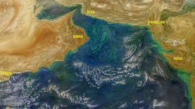 بعد تفكك الصاروخ الصيني فوقه.. أين يقع بحر العرب؟