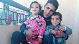 تفاصيل وفاة طفل وشقيقته في حريق شقة بالعاشر: ماتوا مخنوقين في حضن بعض