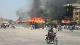 """""""رابعة"""".. غرفة عمليات لإدارة الإرهاب في سيناء باعتراف """"البلتاجي"""""""