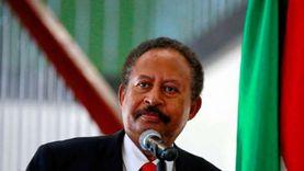 «حمدوك»: النظام السابق ما زال يشكل خطرا على انتقال السلطة في السودان