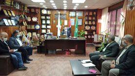اجتماع بصحة الشرقية لمناقشة خطة مواجهة الموجة الثانية لكورونا
