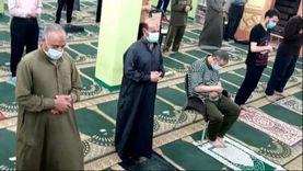 10 إجراءات بمساجد مطروح لاستقبال المصلين في عيد الفطر