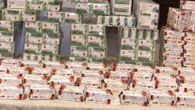 ضبط 5 آلاف قرص مخدر محظور بيعها في مخزن صيدلية بـ بنها